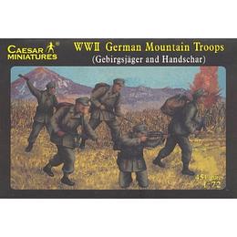 WWII German Mountain Troops 067 1:72