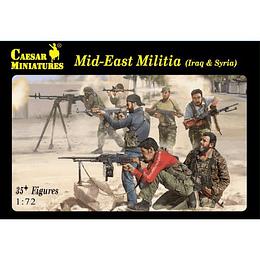 Mid-East Militia (Iraq & Syria) H101 1:72