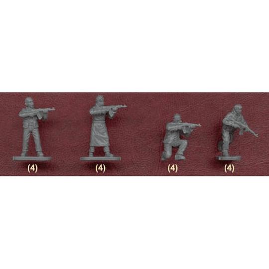 Modern Militia (Somalian & Asian) 063 1:72