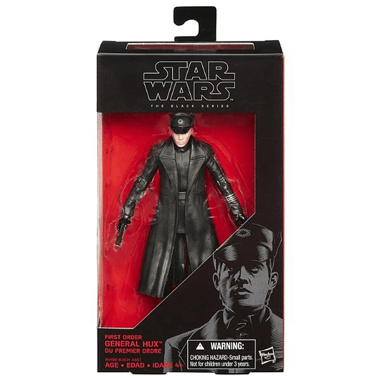 General Hux The Force Awakens The Black Series 6