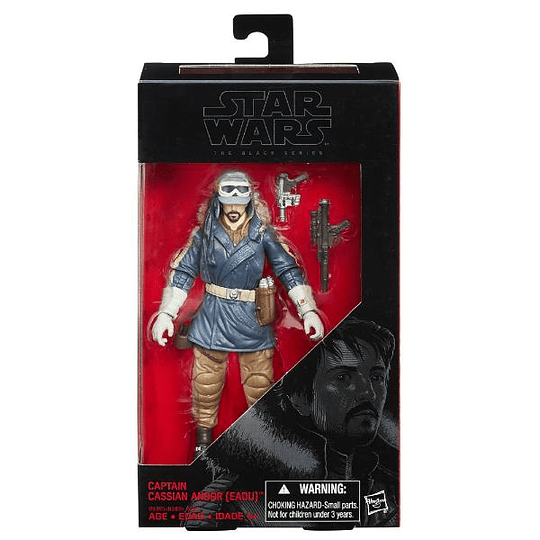 Cassian Andor Eadu Rogue One The Black Series 6