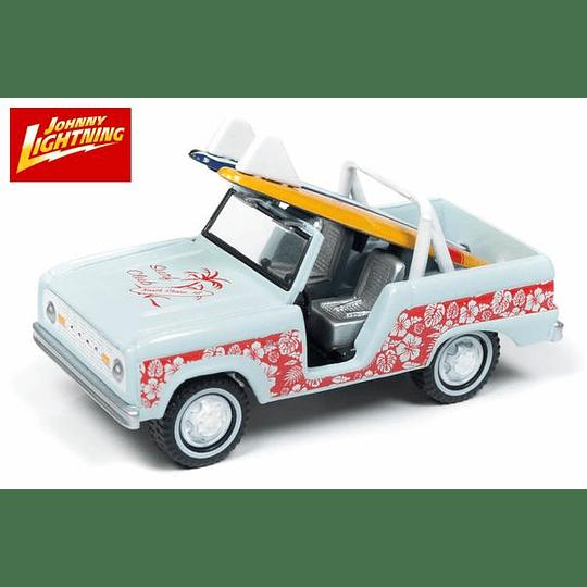 1966 Ford Bronco Street Freaks Johnny Lightning