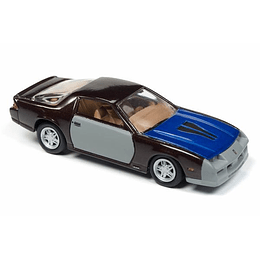 1987 Chevy Camaro Z28 IROC-Z Street Freaks Johnny Lightning