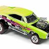 1970 Dodge Charger Street Freaks Johnny Lightning