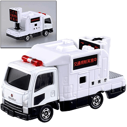 Isuzu Sign Car #28 Tomica