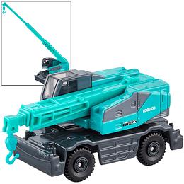 Kobelco Rough Terrain Crane Panther-X 250 #73 1:116 Tomica