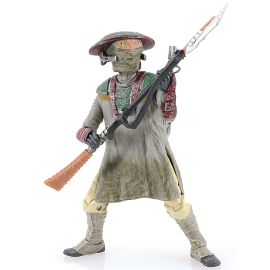 Constable Zuvio The Force Awakens The Black Series 6