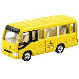 Toyota Coaster Kindergarten Bus #49 1/89 Tomica