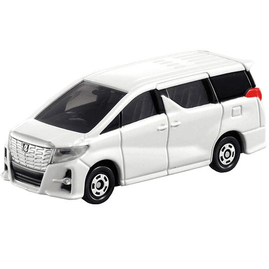 Toyota Alphard #12 1:65 Tomica