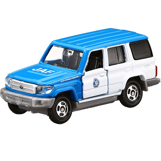 Toyota Land Cruiser JAF Road Service Car #44 1:71 Tomica
