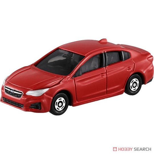 Subaru Impreza #78 1:63 Tomica