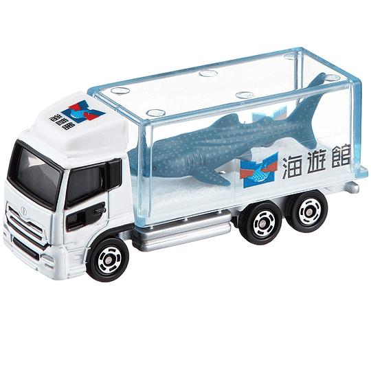 Aquarium Truck #69 Tomica