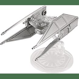 Kylo Ren's TIE Silencer Commemorative Series Hot Wheels Star Wars