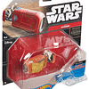 Rey's Speeder Hot Wheels Star Wars