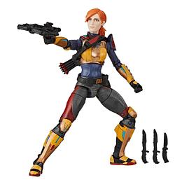 """Scarlett W1 G.I. Joe Classified 6"""""""