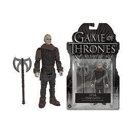 "Styr Magnar Of Thenn 3,75"" Game Of Thrones"
