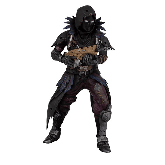 Fortnite Raven 11