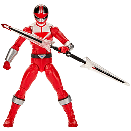 Time Force Red Ranger Power Rangers Lightning Collection