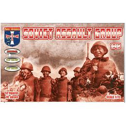 Soviet Assault Group #72048 1:72