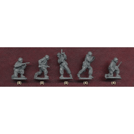 Soviet Assault Group #72048 1:72