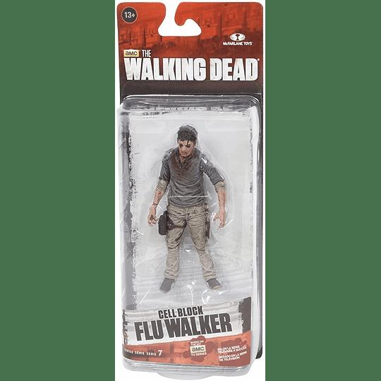 Flu Walker Tv Series 7.5 The Walking Dead