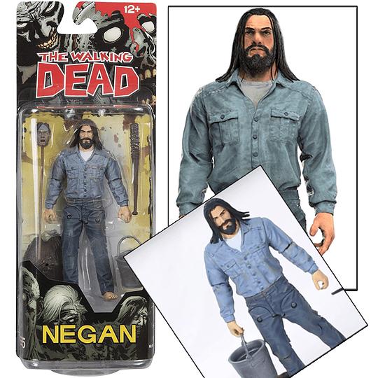 Imprisoned Negan Comic Series 5 The Walking Dead
