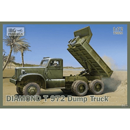 Diamond T 972 Dump Truck Set 72021 1:72