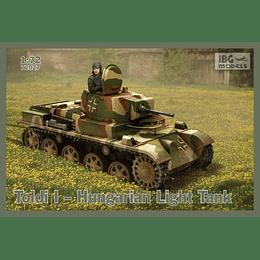 Toldi I Hungarian Light Tank Set 72027 1:72