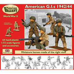 American G.I.S 1942-44 1:72