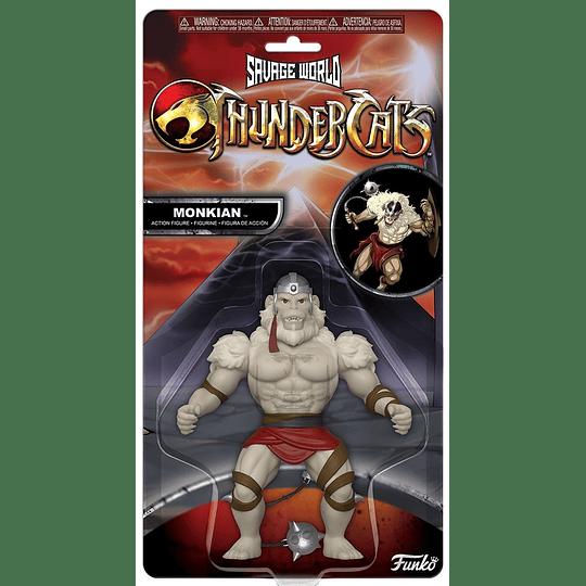 Monkian Thundercats Savage World