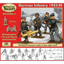 German Infantry 1943/45 1:72
