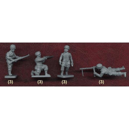 German Paratroops 1:72