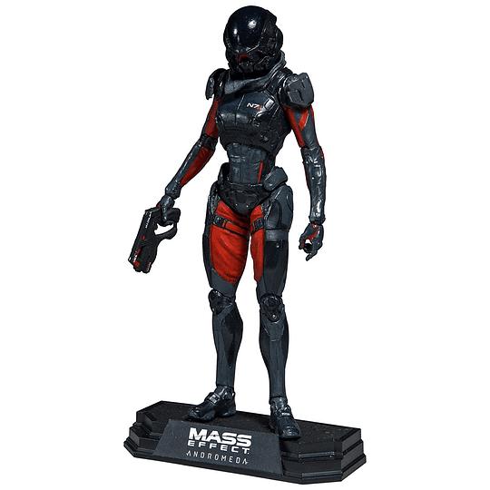 Sara Ryder Mass Effect: Andromeda