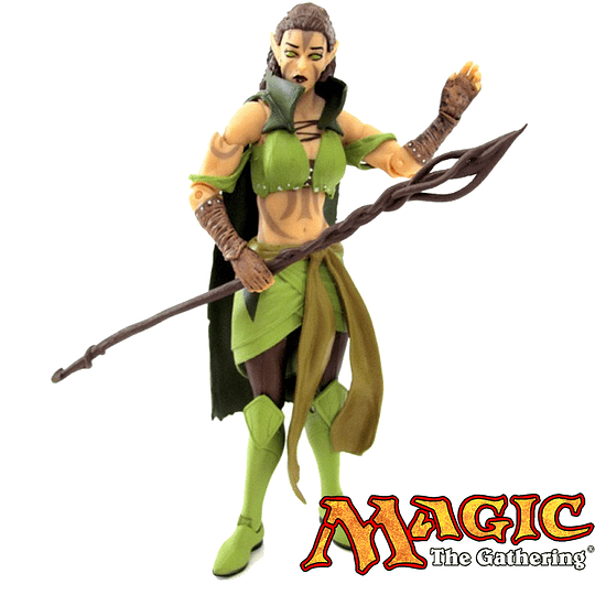Nissa Revane Magic The Gathering Legacy