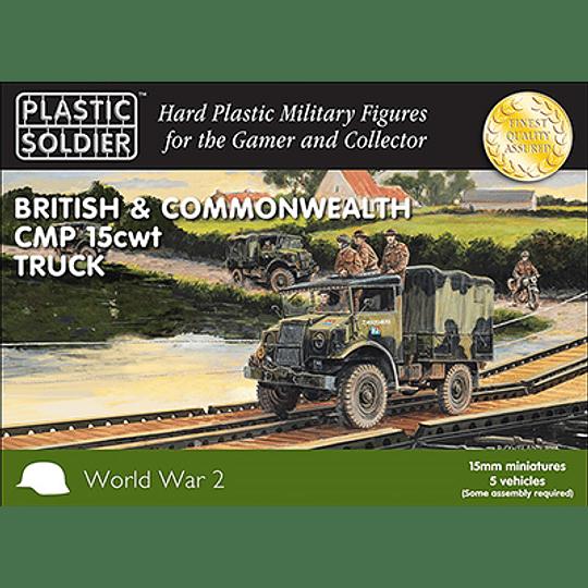 British CMP 15cwt Truck 15mm