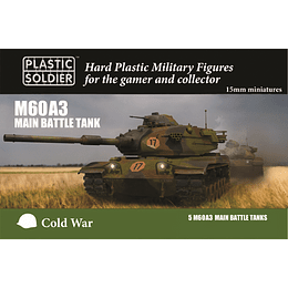 M60A3 Main Battle Tank 15mm