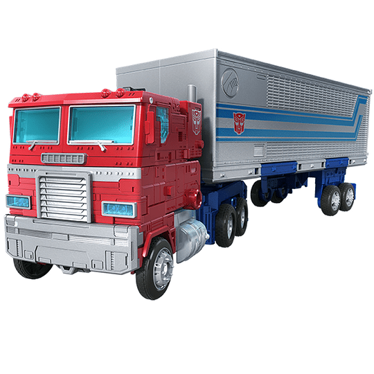 Optimus Prime Leader Class Earthrise WFC Transformers