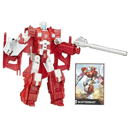Scattershot Legends Class Titans Return Transformers