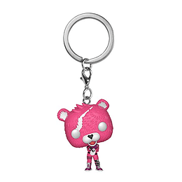 Fortnite Cuddle Team Leader Pocket Pop! Key Chain