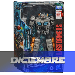 Fasttrack Deluxe Class Earthrise WFC Transformers