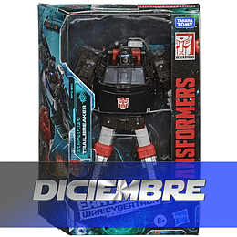 Trailbreaker Deluxe Class Earthrise WFC Transformers