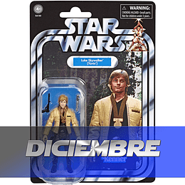 """[Exclusive] Luke Skywalker (Yavin) TVC 3,75"""""""