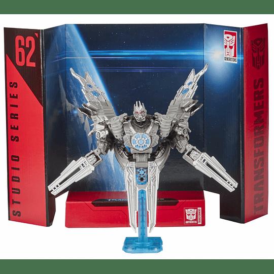 Soundwave #62 Deluxe Studio Series Transformers