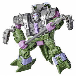 Quintesson Allicon Deluxe Class Earthrise WFC Transformers
