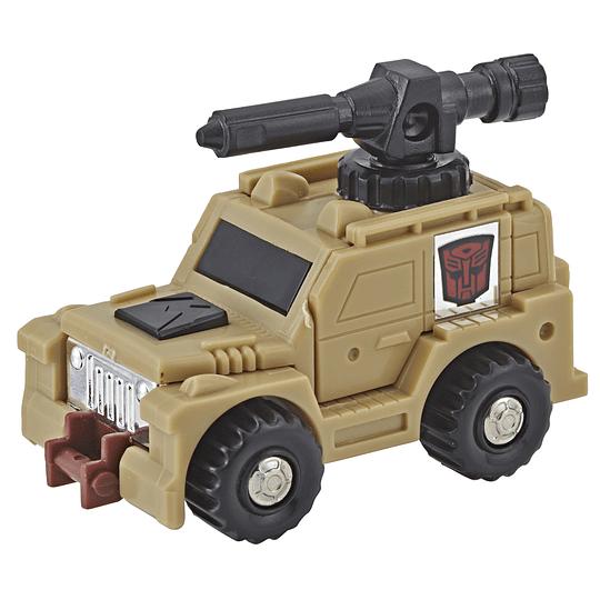 Outback Legion Class G1 Reissue Transformers