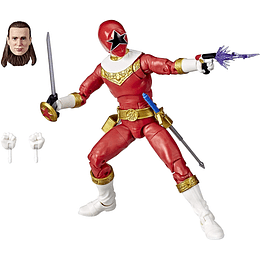 Zeo Red Ranger Power Rangers Lightning Collection