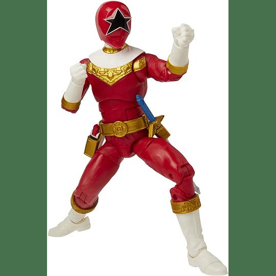Zeo Red Ranger Power Rangers Lightning Collection