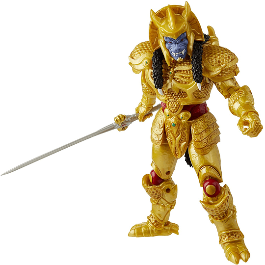 Goldar Mighty Morphin Power Rangers Lightning Collection
