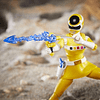 In Space Yellow Ranger Power Rangers Lightning Collection