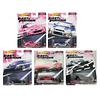 Set Completo Fast & Furious Quick Shifters Mix 956J Hot Wheels Premium